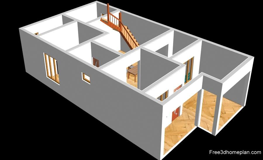 8x16m Plans Free Download Small Home Design Download Free 3d Home Plan